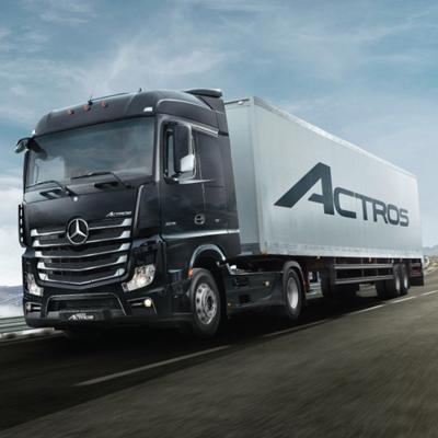 Plan de Ahorro Mercedes-Benz Camiones