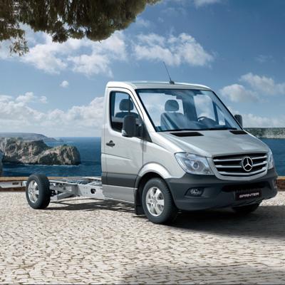 Plan de Ahorro Mercedes-Benz Sprinter