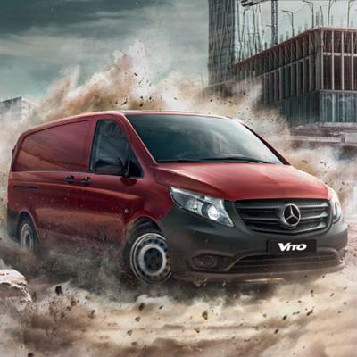 Plan de Ahorro Mercedes-Benz Vito